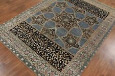New Manluk 5'7''x7'10'' ft Vintage Finish Oxidize Hand Knotted Woolen Area Rugs