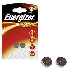 Energizer LR44 Alkaline Button Cell Battery A76 1.5V - Pack of 2