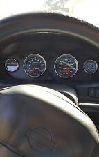 CUSTOM INSTRUMENT CLUSTER GAUGE POD for 95-98 Nissan 240sx s14