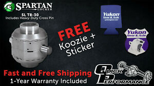 "Toyota 8"" Spartan Locker - 30 Spline - SL T8-30 - w/ Koozie - Posi Axle - NEW"