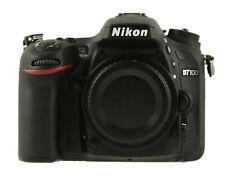 Nikon  D7100 24.1 MP SLR-Digitalkamera - Schwarz (Nur Gehäuse) - Guter Zustand -