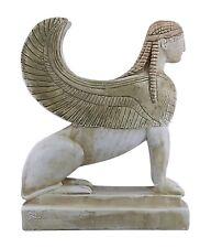 Sphinx of Naxos Woman Lion Greek Mythology Statue Sculpture Casting Stone