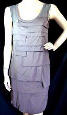 NEU ! CHLOE CHLOÈ COUTURE Kleid dress robe neu 36 S 560€ NEW tags grau grey
