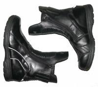 """ AIRSTAR "" Herren- Motorrad- Stiefel / Biker- Boots in schwarz ca. Gr. 42,5"