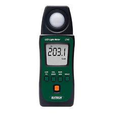 Extech LT40 LED Light Meters