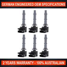 Set of 6 Ignition Coil for Mercedes Benz E-Class E280 E350 M-Class ML350