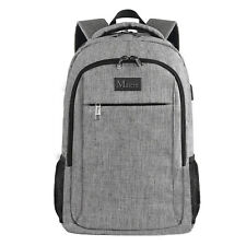 Travel Laptop Backpack,Business Anti Theft Slim Durable with USB charging port.