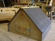 MINI ARK-DOG KENNEL-DUCK HOUSE-GOOSE ARK-POULTRY HOUSE
