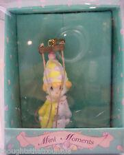 Precious Moments Mini Orn Clown Marionette 596426 Mib Free Usa 1St Class Ship