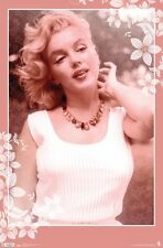 MARILYN MONROE POSTER ~ SOFT 22x34 Music Celebrity Icon Movie