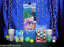 Mickey Mouse Party Set # 7  Mickey Mouse Party Supplies for 16