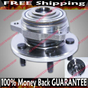 FRONT Wheel Hub for 02-05 Jeep Liberty Sport Sport Utility 3.7 withoutABS 513178