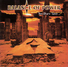 Balance of Power - Ten More Tales Of Grand Illusion CD NIGHTMARE Christian Metal