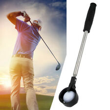 Telescopic Golf Ball Retriever Picker Pick Up 16.5 Stainless Steel Shaft