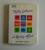 A Spring Affair - by Milly Johnson - MP3CD - Audiobook