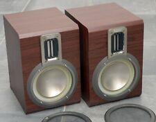 Philips FWB-MCM11 Lautsprecher-Boxen mit Bändchen-Hochtöner! Fein auflösend ++