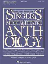 """""""THE SINGER'S MUSICAL THEATRE ANTHOLOGY"""" VOLUME 3-SOPRANO VOCAL MUSIC BOOK NEW!!"""