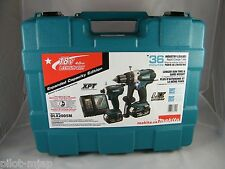 MAKITA DLX2005M CARRYING CASE  NO TOOLS INCLUDED
