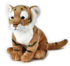 Tiger National Geographic Lelly Plush Animal Stuffed Toy Gift Orange Cat