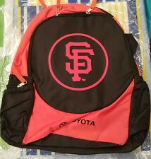 >>New 2017 SF Giants Brandon Crawford Backpack with Cape San Francisco not cap