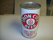 """Iron City"" Beer Can.Old Northside Post Office edition.Vintage Unopened/Airfill"