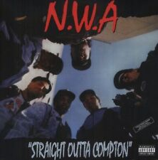 N.W.A. Straight Outta Compton 180gm VINYL LP NEW & SEALED
