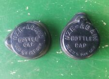 Huntington Rubber Mills Portland Oregon Rubber UZE-Again Bottle Cap - Historical
