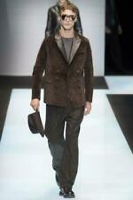 Leather Outer Shell Big & Tall ARMANI Coats & Jackets for Men