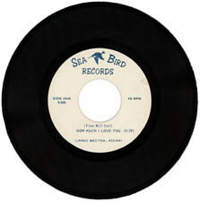 """JAMES BECTON  """"""""TIME WILL TELL) HOW MUCH I LOVE YOU""""   NORTHERN / MODERN SOUL"""