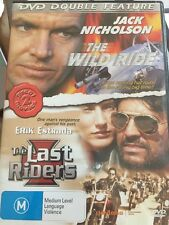 The Wild Ride / The Last Riders (Double Feature) DVD (All Regions) Free Post!!