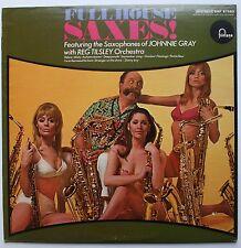 Johnnie Gray Fontana Pop Jazz LP Pin-Up Cover 1967