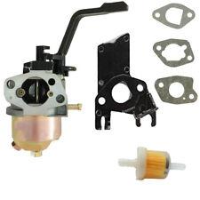 Carburetor Insulator Gaskets Filter Chicago Electric 98706 2200 2400 Generator