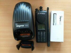 Motorola XTS 3000 VHF 136-174mhz 255ch P25 Digital Radio H09KDH9PW7BN IMPREES
