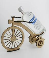 "Alcohol Bottle Rack  ""Bike"" Super Stand for Birthday ... Wedding ...Party"
