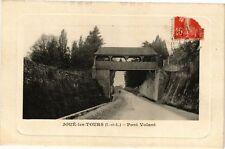 CPA  Joué-les-Tours (I.-et-L.) - Pont Volant   (228680)