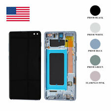 For Samsung Galaxy S10 10Plus 10e 10lite OLED Display LCD Touch Screen Digitizer