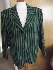 Jaeger Cotton Button Women's Blazer Coats & Jackets