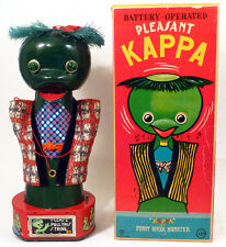 1960s River Monster PLEASANT KAPPA Battery Toy by ATD (ASAKUSA) JAPAN Rare!