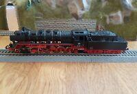 Fleischmann 1105 Dampflokomotive BR 50 622 der DB sehr schön und superzustand!!!