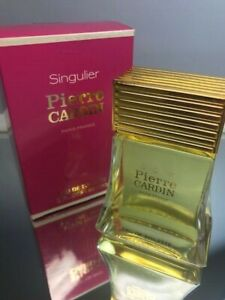 Singulier Pierre Cardin edt 2 oz. Rare, vintage. Sealed