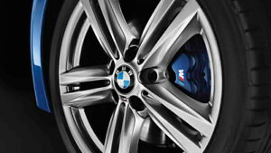Genuine Brand New BMW 1 & 2 Series 18 inch 386M Alloy Wheel & Tyre Package