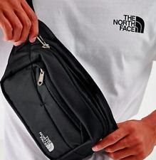 The North Face Bozer II Black Crossbody Chest Sling Fannypack Waistbag