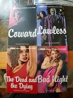 Criminal TPB 1 2 3 4 First Prints Sean Phillips Ed Brubaker Crime Image ICON