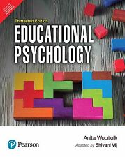 New: Educational Psychology by Anita Woolfolk  13ed INTL ED