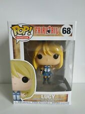 Funko Pop Fairy Tail Lucy # 68 - Exclusive -Pop Animation VER FOTOS