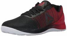 Reebok Men's Crossfit Nano 7.0 Sneaker 11 Black/White/Primal Red