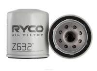 Ryco Oil Filter Z632 - For Ford Focus Mazda BT-50 Mazda3 BK BL