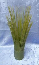 Home Interiors/ Better Homes & Gardens Green Grass Vase