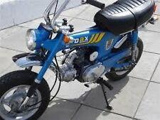 FUNDA DE ASIENTO, SILLIN, HONDA DAX ST70 1981!!! ENVIO GRATIS A TODO EL MUNDO