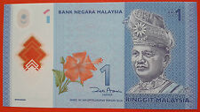 12th Series Malaysia Zeti RM1 Fancy & Low Number Banknote ( AP0000053 ) - UNC